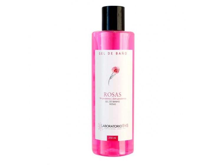 Růžový sprchový gel 250 ml