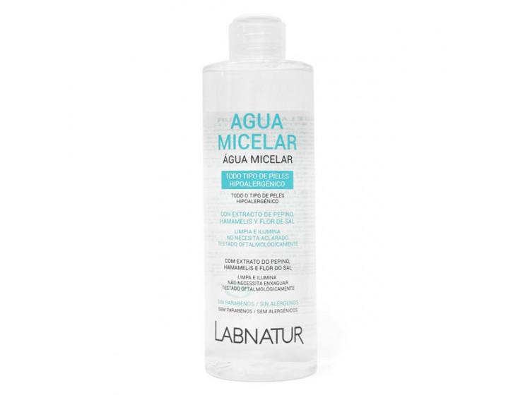 Čistící micelární voda 400 ml