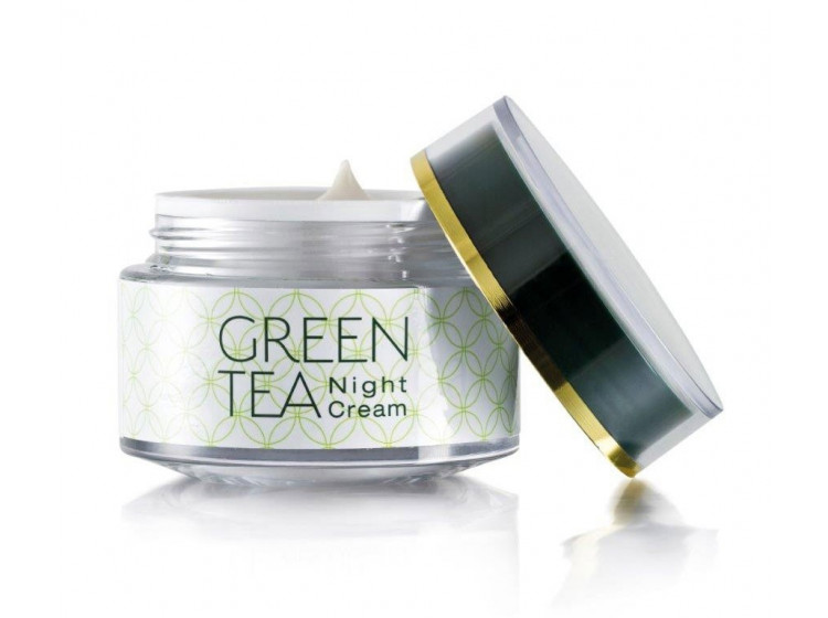 Green Tea night cream 50 ml