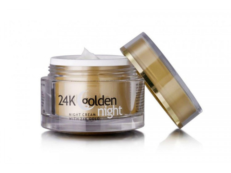 24k Golden night noční krém 50 ml