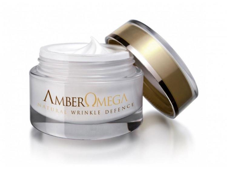 Amber Omega denní krém 50 ml