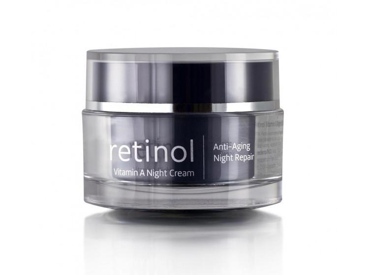 Retinol Vit.A noční krém 50 ml