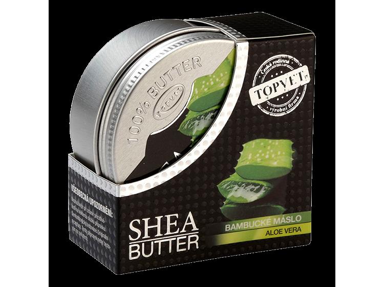 Bambucké máslo s Aloí 30 ml