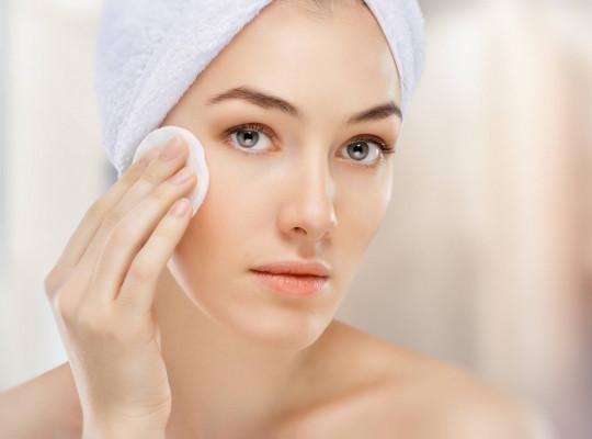 Několik vět o čištění pokožky